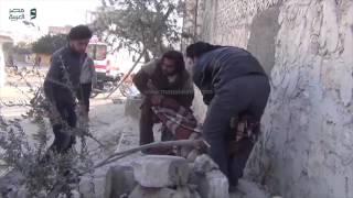 مصر العربية   مقتل 7 مدنيين بقصف مقاتلات النظام على