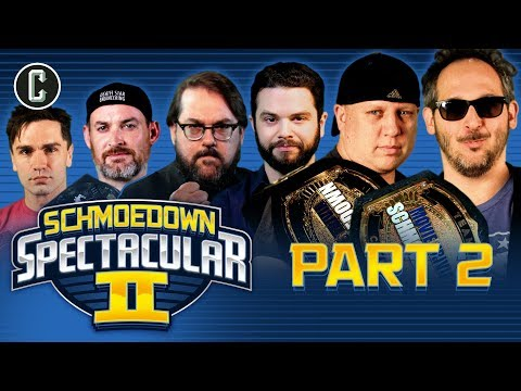 Movie Trivia Schmoedown Spectacular II (Part 2) Patriots VS Above the Line & Witwer VS Napzok