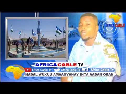 QODOBADA WARKA AFRICA CABLE TV BY SHAASHAA 31 03 17