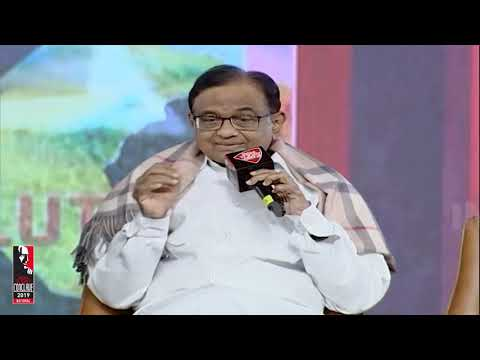 I Am Not Pugnacious, I Am Being Logical | P Chidambaram On Pulwama And Kashmir | IT Conclave 2019