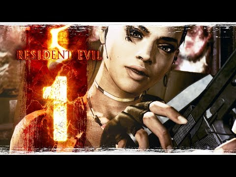Resident Evil 5 Co-op - E01 - 'Spojení sil'   s SVKFrankensteinem