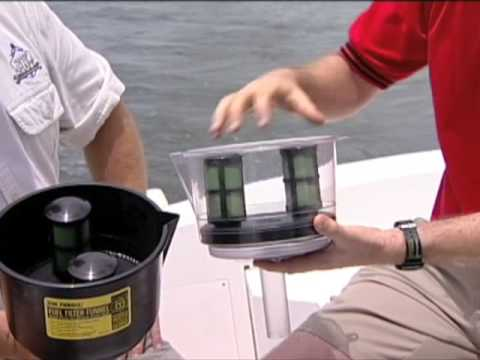 Fuel Filter Funnel Removes Water from Gasoline by Mr Funnel - YouTube