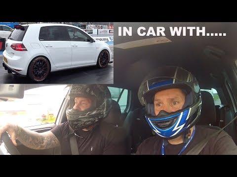 IN CAR WITH....Dave Warren 535bhp fwd Mk7 Golf GTI