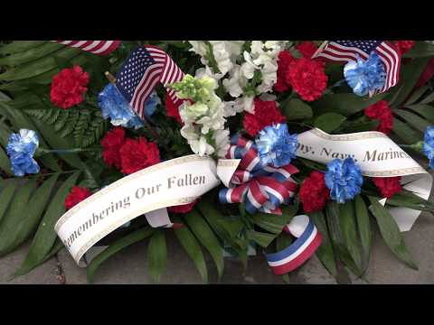 Senator Tony Hwang Memorial Day Remembrance, Respect and Gratitude