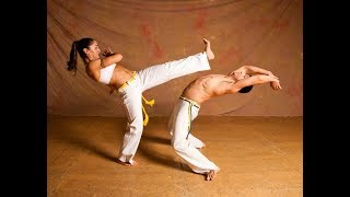 الكابويرا البرازيلية عرض روعة لنسر الكونغ فو This is capoeira