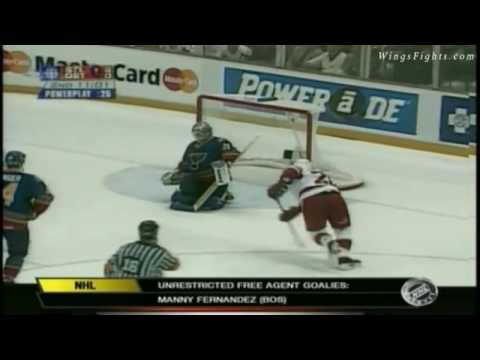 1998 Playoffs - Blues @ Red Wings Game 5