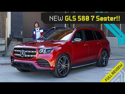 New GLS 580 V8 Hybrid! + AMG and Maybach update!!