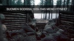 Suomen sodissa 1939-1945 menehtyneet - Suomi 99 vuotta