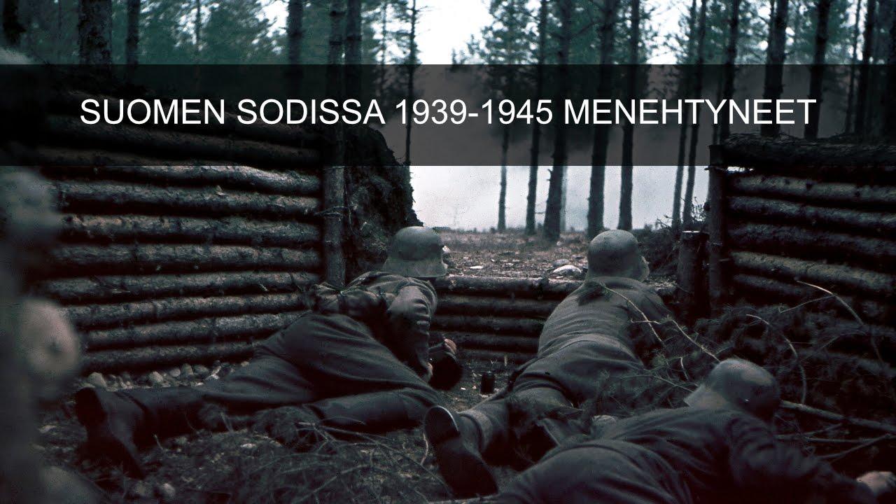 Suomen Sodissa Kaatuneet