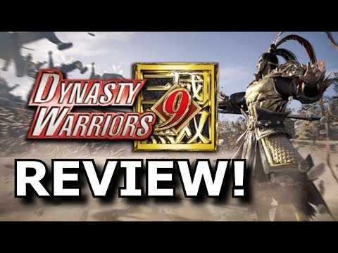 Dynasty Warriors 9 Review! Shockingly GREAT? (Ps4/Xbox One)