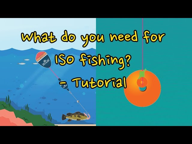 [ROCKYSHORE] Guide - #02 What tackles you need for ISO fishing?