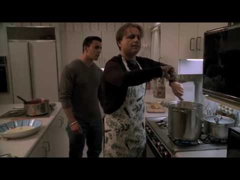 The Sopranos  Ralph Cifaretto  How to make Spaghetti noodles  Joe Pantoliano HD