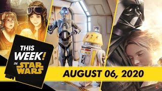 A Look Inside Darth Vader #4, Jedi Temple Challenge Fun, and More!