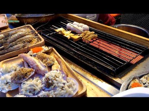 Street food Seafood thailand phuket