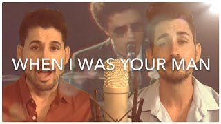 DMEI feat. BRUNO MARS - WHEN I WAS YOUR NAME (COVER)