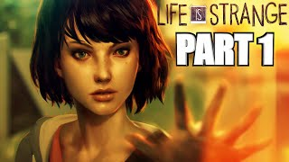 Life Is Strange Walkthrough Part 1 - Xbox One Gameplay With Commentary 1080P