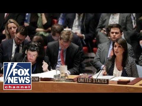 Russia fails in UN bid to condemn US-led strikes on Syria