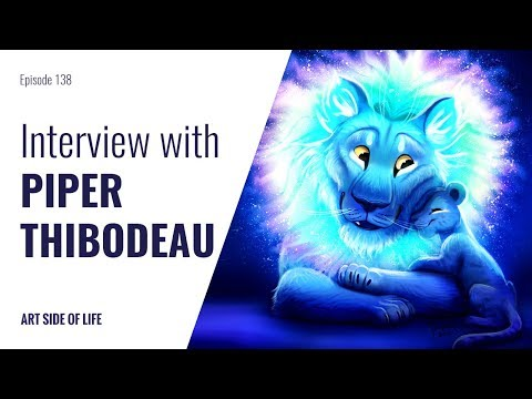 PAINTING FROM REFERENCE -WITH PIPER THIBODEAU (EP.138)