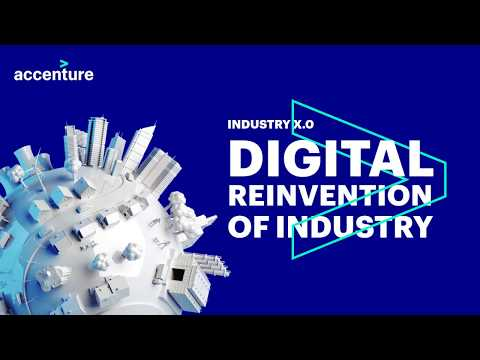 Industry X.O - Digital Reinvention of the Oil and Gas Industry