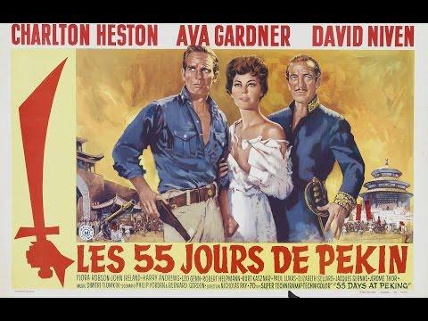 Classic Film Music - 55 Days At Peking,1963 (고전영화음악 - 북경의 55일)
