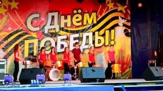 День победы Электросталь 2012