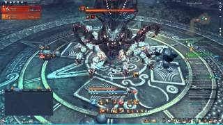 Blade & Soul NA Beta Destroyer and Summoner duo Skittersing Tunnels