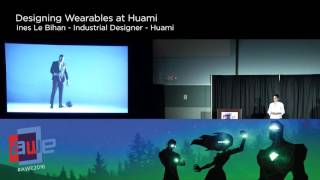 Ines Le Bihan (Huami) Designing Wearables at Huami(SlideShare: http://www.slideshare.net/AugmentedWorldExpo/ines-le-bihan-huami-designing-wearables-at-huami Huami is one of the top smart band shipment ..., 2016-08-02T00:10:58.000Z)