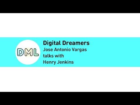 DML2016 - Digital Dreamers: Jose Antonio Vargas talks with Henry Jenkins