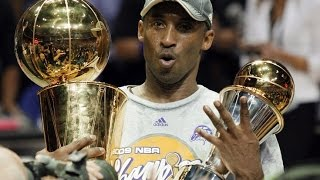 Kobe Bryant Full Highlights 2009 Finals G5 at Magic - 30 Pts, 4th Championship, MVP!