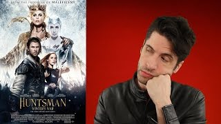 The Huntsman: Winter's War - Movie Review