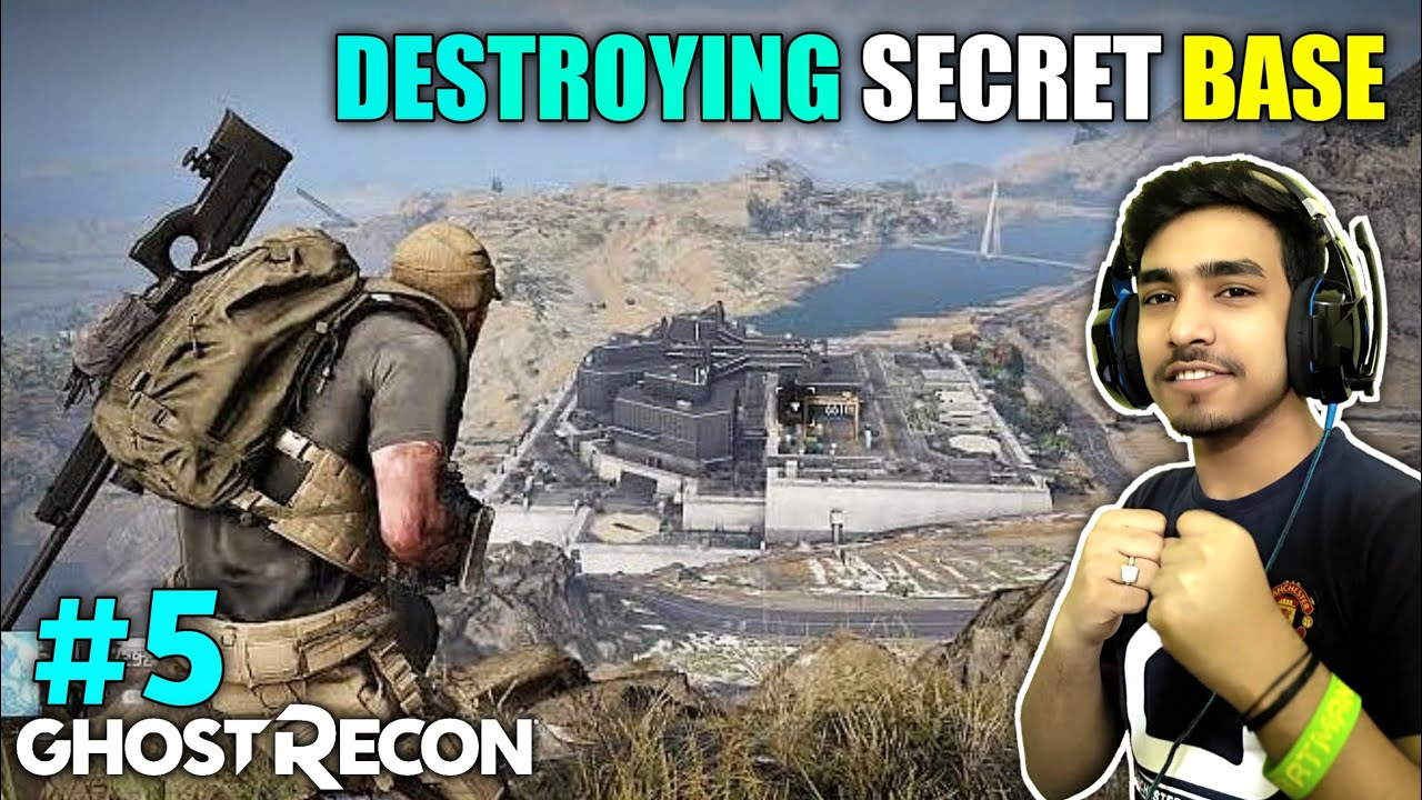 WORKING ON AI MISSION | GHOST RECON GAMEPLAY #5
