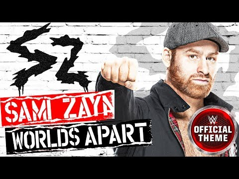 Sami Zayn - Worlds Apart (Entrance Theme)