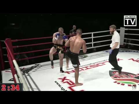 Xplosion 09.05.2015 - Dawid Kasperski (POL) vs Max Vorovski (EST)