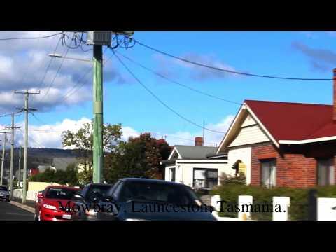 A Beautiful Sunny Day At Mowbray, Launceston, Tasmania
