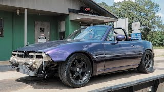 Why my 230hp Turbo Miata will beat a Corvette!