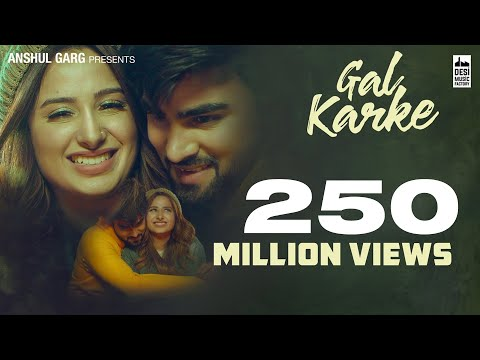 Gal Karke (Official Video) Inder Chahal | Babbu | Rajat Nagpal | New Punjabi Songs 2019