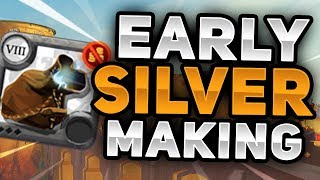 Top 5 Early Game Silver Making Methods | Albion Online (Beginner Silver Guides)