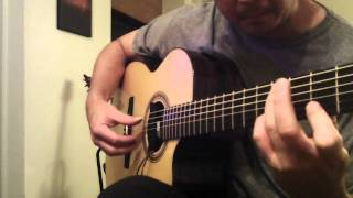 Sparks Fly - Fingerstyle Guitar Solo