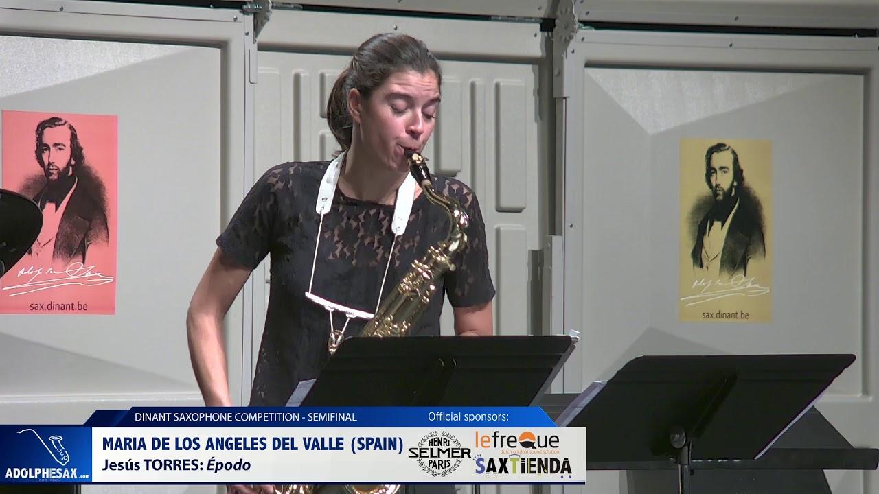 Maria de los Angeles del Valle Casado (Spain) - Épodo by Jesus Torres (Dinant 2019)