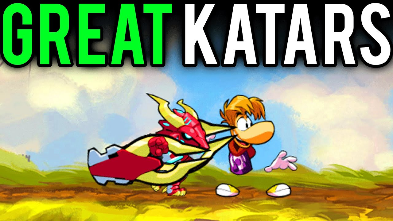 If Great Katars Was In Brawlhalla 🔥