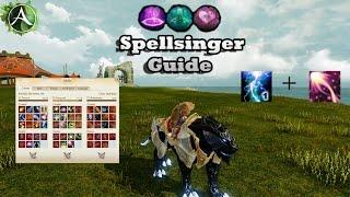 ArcheAge | Lvl55 Spellsinger Guide