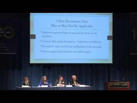 Emory Bankruptcy Development Journal Symposium 2017: Consumer Panel