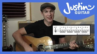 Intermediate Rhythm Guitar 2 (Guitar Lesson IM-125) How to play IF Stage 2