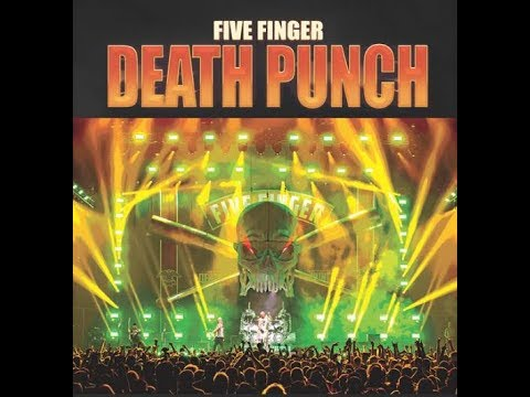 Five Finger Death Punch July tour and band rumored to be in studio...