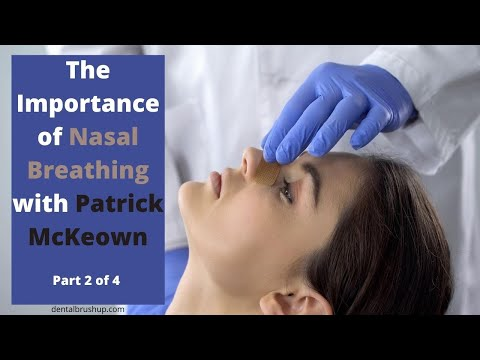 Part 2: The importance of Nasal breathing with Patrick McKeown