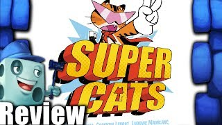 Super Cats Review - with Tom Vasel