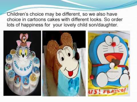 Deliver Order Send Buy Birthdays Cakes Online In Delhi