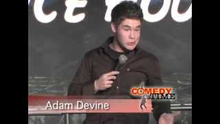 Adam DeVine - Workout Buddy (Stand Up Comedy)