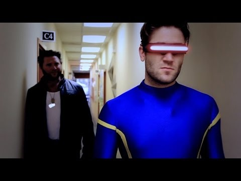 X-Men - Day of the Sentinels Fan Film