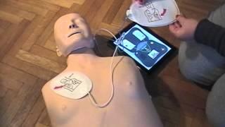 AED Trainer iPad app